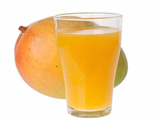 Frozen Clarified Mango