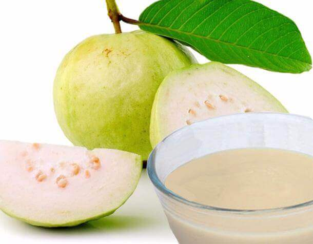 Frozen Guava Juice Concentrate
