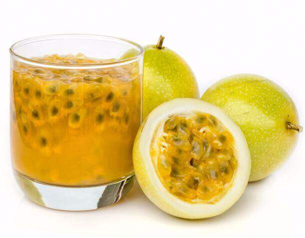 Organic Passion Fruit Concentrate