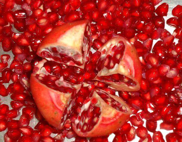 IQF Pomegranate Arils