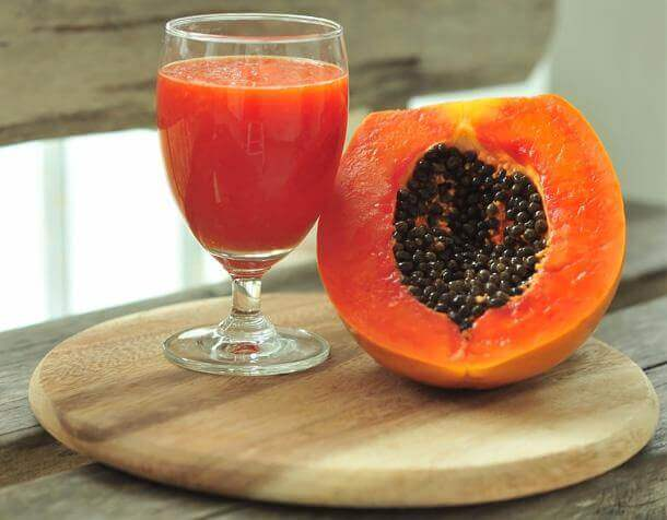 Red Papaya Puree Concentrate